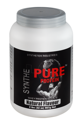 Synthetek SynthePURE – Whey Protein Isolate