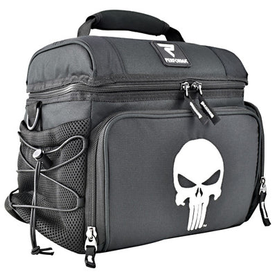 Perfectshaker All-In-One Meal Prep Bag - Punisher - 1 ea - 672683001447
