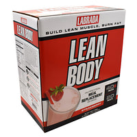 Labrada Nutrition Lean Body - Strawberry - 20 Packets - 710779112469