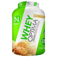 Nutrakey Whey Optima - Vanilla Ice Cream Cookie - 70 Servings - 851090006256