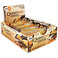 Quest Nutrition Quest Protein Bar - Peanut Butter Brownie Smash - 12 Bars - 888849006403