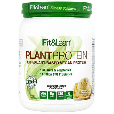 MHP Plant Protein - Creamy Vanilla - 15 Servings - 666222009230