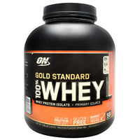 Optimum Nutrition Gold Standard 100% Whey - Delicious Strawberry - 58 Servings - 748927057119