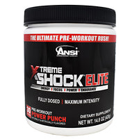 ANSI Xtreme Shock Elite - Power Punch - 30 Servings - 689570408814