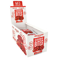 My Protein Bites Cookie Bites - Red Velvet White Chocolate Chip - 8 ea - 855597007334