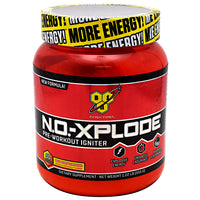 BSN N.O.-Xplode - Raspberry Lemonade - 30 Servings - 834266001958