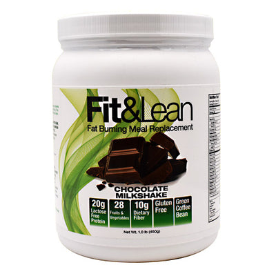 MHP Fit & Lean - Chocolate Milkshake - 10 Servings - 666222095936