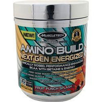 Muscletech Amino Build Energized