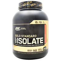 Optimum Nutrition Gold Standard 100% Isolate - Strawberry Cream - 44 Servings - 748927060768
