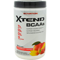 Scivation Xtend - Strawberry Mango - 30 Servings - 812135021627