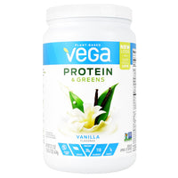 Vega Protein & Greens - Vanilla - 20 Servings - 838766006413