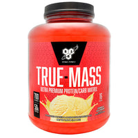 BSN True-Mass - Vanilla Ice Cream - 16 Servings - 834266006601