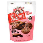 Lenny & Larrys The Complete Crunchy Cookies - Double Chocolate - 4.25 oz - 787692872008