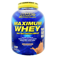 MHP Maximum Whey - Milk Chocolate - 5.01 lb - 666222008738