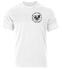 British Dragon Tshirt White
