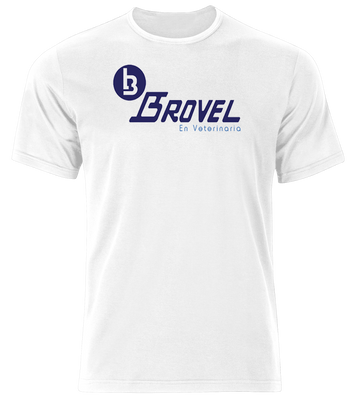Brovel Tshirt White