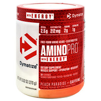 Dymatize Energy AminoPro - Peach Paradise - 30 Servings - 705016180189