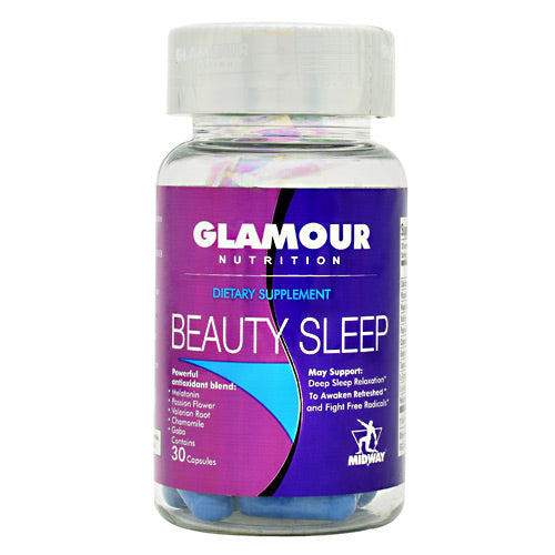 Midway Labs Beauty Sleep - 30 Capsules - 813236024104