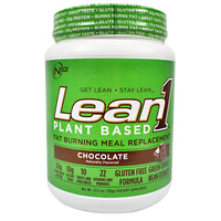 Nutrition 53 Plant Based Lean1 - Chocolate - 15 Servings - 810033013027