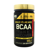 Optimum Nutrition Gold Standard BCAA - Fruit Punch - 28 Servings - 748927054682