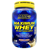 MHP Maximum Whey - Cookies and Cream - 2.02 lb - 666222009100