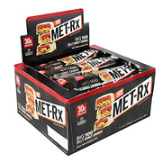 Met-Rx USA Big 100 Bar - Jelly Donut Crunch - 9 Bars - 786560000673