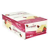 Power Crunch Power Crunch - Wild Berry Creme - 5 Bars - 644225730078