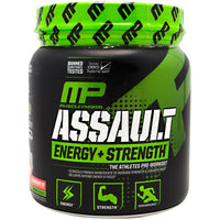 MusclePharm Sport Series Assault - Strawberry Ice - 30 Servings - 653341045614