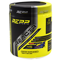 Repp Sports REACTR - Zap Berry - 45 Servings - 851090006553