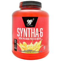 BSN Syntha-6 - Banana - 48 Servings - 834266007356