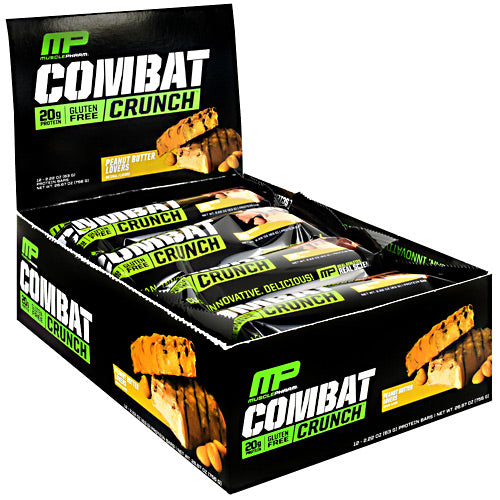 MusclePharm Combat Crunch