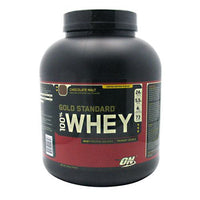 Optimum Nutrition Gold Standard 100% Whey - Chocolate Malt - 5 lb - 748927022346
