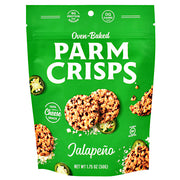 Thats How We Roll Oven-Baked ParmCrisps - Jalapeno - 6 ea - 30893222000337