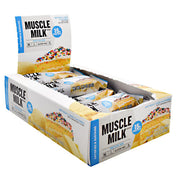 Cytosport Muscle Milk Protein Bars - Birthday Cake - 12 Bars - 660726525173