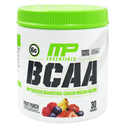 MusclePharm Essentials BCAA - Fruit Punch - 30 Servings - 856737003827