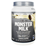Cytosport Monster Milk - Cookies N Crème - 2.3 lb - 660726789025