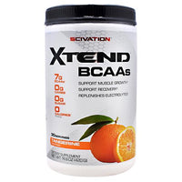 Scivation Xtend - Tangerine - 30 Servings - 812135021733