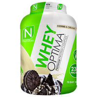 Nutrakey Whey Optima - Cookies & Cream - 70 Servings - 851090006270