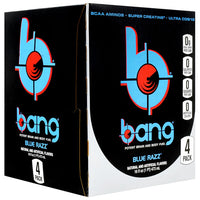 VPX Bang - Blue Razz - 24 Cans - 610764863478