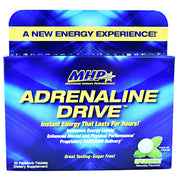 MHP Adrenaline Drive - Spearmint - 30 Tablets - 666222008851