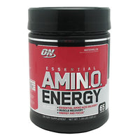 Optimum Nutrition Essential Amino Energy - Watermelon - 65 Servings - 748927051308