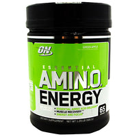 Optimum Nutrition Essential Amino Energy - Green Apple - 65 Servings - 748927055351