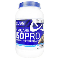 Usn Zero Carb IsoPro - Cookies and Cream - 1.65 lb - 6009544911296