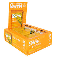 Only What You Need OWYN Bar - Ginger, Turmeric - 12 Bars - 857335004889
