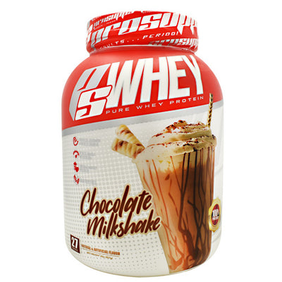 Pro Supps PS Whey - Chocolate Milkshake - 2 lb - 818253022959