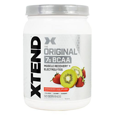 Scivation Xtend Original - Strawberry Kiwi Splash - 50 Servings - 842595110395