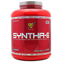 BSN Syntha-6 - Cookies and Cream - 5.04 lb - 834266007301