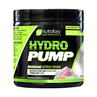 Nutrakey Hydro Pump - Cotton Candy - 150 g - 851090006201
