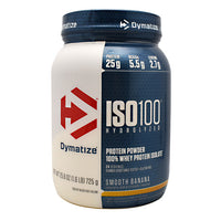 Dymatize ISO100 - Smooth Banana - 1.6 lb - 705016353002