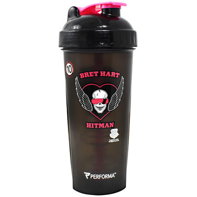 Perfectshaker WWE Collection Series Shaker Cup - Bret Hart - 1 ea - 181493002891